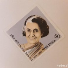 Selos: AÑO 1984 INDIA SELLO USADO. Lote 293183103