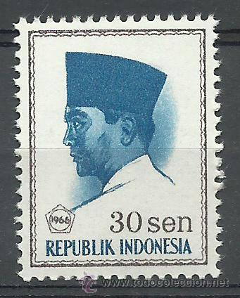 INDONESIA - 1966 - SCOTT 676** MNH (Sellos - Extranjero - Asia - Indonesia)