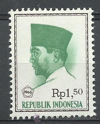 INDONESIA - 1966 - SCOTT 682** MNH (Sellos - Extranjero - Asia - Indonesia)