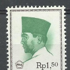 Sellos: INDONESIA - 1966 - SCOTT 682** MNH. Lote 50479175