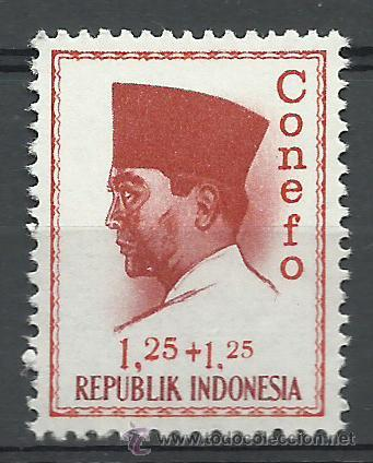 INDONESIA - 1965 - SCOTT B166** MNH (Sellos - Extranjero - Asia - Indonesia)