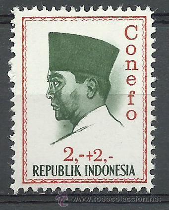 INDONESIA - 1965 - SCOTT B168** MNH (Sellos - Extranjero - Asia - Indonesia)