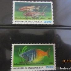 Sellos: INDONESIA 1994 - 2 V. NUEVO. Lote 176894162