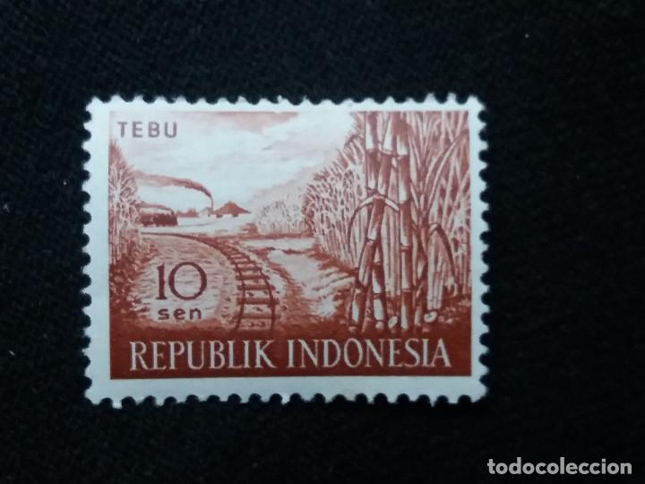 POST INDONESIA, 10 SEN, AÑO 1960. NUEVO (Sellos - Extranjero - Asia - Indonesia)
