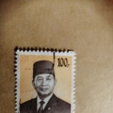 Sellos: INDONESIA - 100 - AÑO 1974. Lote 189892341