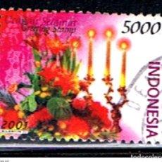 Sellos: INDONESIA // YVERT 1876 // 2001 ... USADO. Lote 191485880