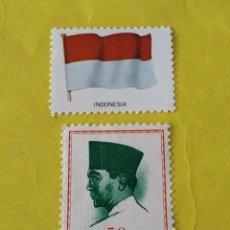 Sellos: INDONESIA (A6) - 1 SELLO CIRCULADO. Lote 204201157
