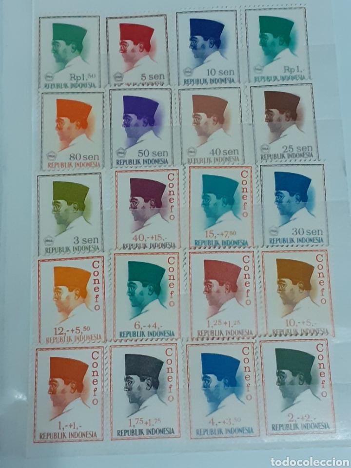 20 SELLOS DE INDONESIA, NUEVOS (Sellos - Extranjero - Asia - Indonesia)