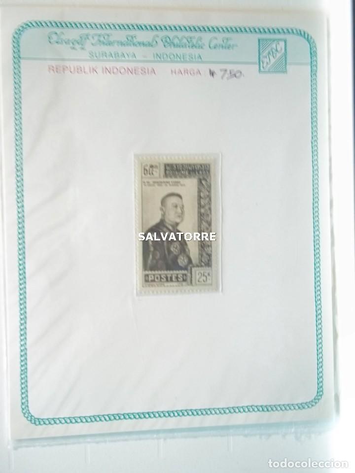 LAOS.ROYAUME DU LAOS.SELLO.POSTES.25.SISAVANG VONG.1959. 25 CENT. (Sellos - Extranjero - Asia - Indonesia)