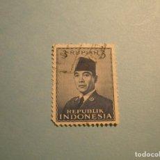 Sellos: INDONESIA - PRESIDENTE, JOKO WIDODO.. Lote 224505396