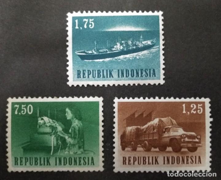 INDONESIA (Sellos - Extranjero - Asia - Indonesia)
