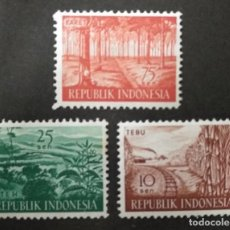 Sellos: INDONESIA. Lote 245990880