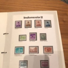 Sellos: SELLOS DEL MUNDO GRAN ENCICLOPEDIA DE LA FILATELIA EDICIÓN URBION INDONESIA/2 N'7. Lote 249447705