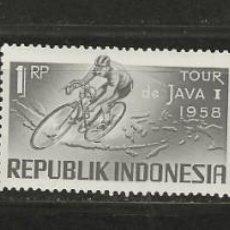 Sellos: INDONESIA Nº 175 AL 177 (**). Lote 253500715