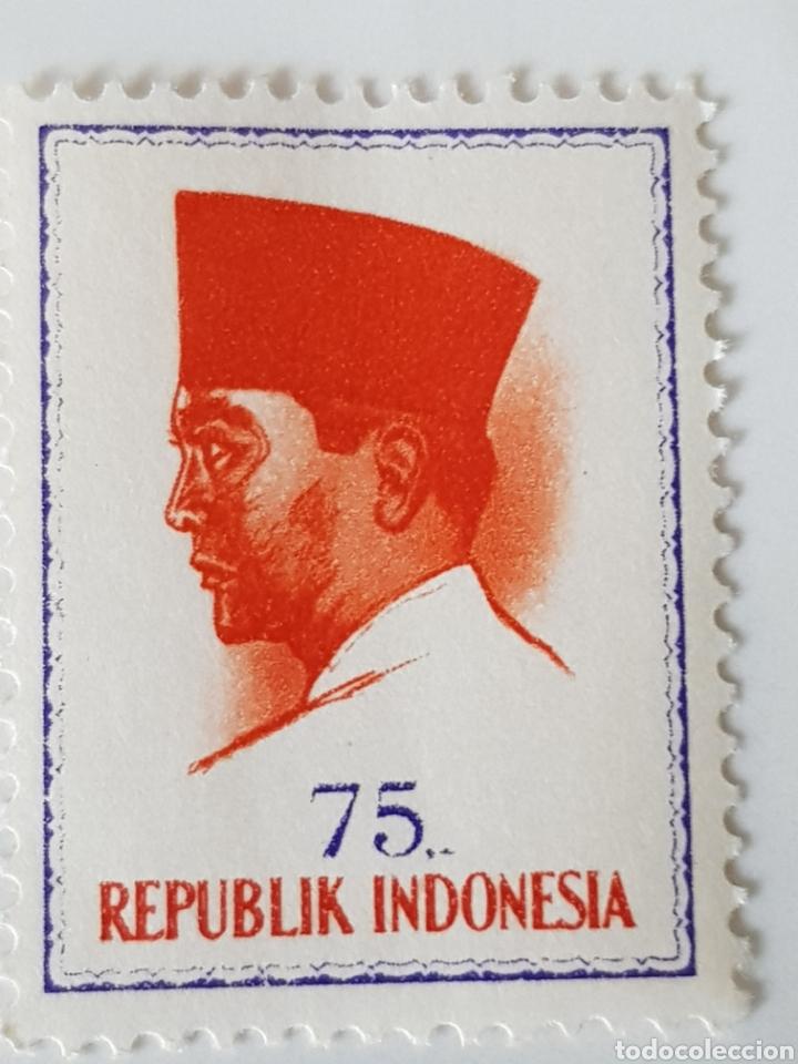 Sellos: República de Indonesia sellos 1966 - Foto 2 - 254570035