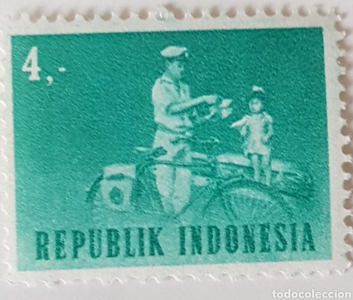 Sellos: República de Indonesia sellos 1966 - Foto 4 - 254570035