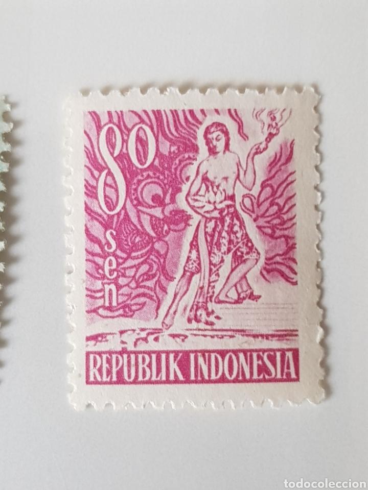 Sellos: República de Indonesia sellos 1966 - Foto 5 - 254570035