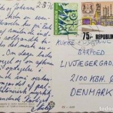 Sellos: O) 1976 INDONESIA, REFINERÍA DE PETRÓLEO, EMPRESA DE PETRÓLEO DEL ESTADO DE PERTAMINA, SELLO PELITA,. Lote 255452800