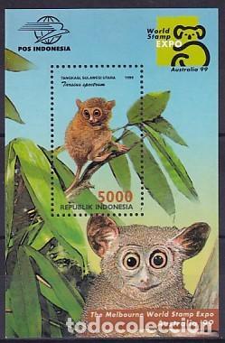 INDONESIA HB 142 AUSTRALIA 99 (Sellos - Extranjero - Asia - Indonesia)