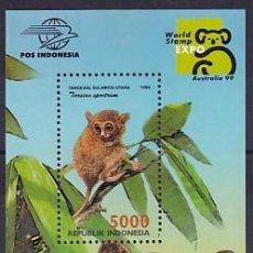Sellos: INDONESIA HB 142 AUSTRALIA 99. Lote 255502155