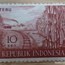 Sellos: INDONESIA. Lote 268994284