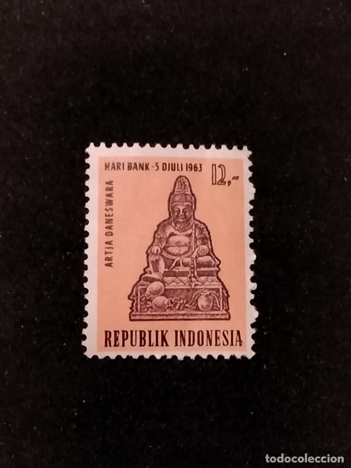 SELLO DE INDONESIA ** - X 22 (Sellos - Extranjero - Asia - Indonesia)