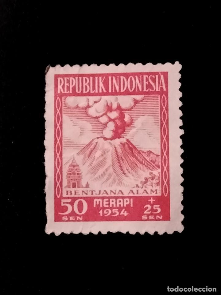 SELLO DE INDONESIA *- X 24 (Sellos - Extranjero - Asia - Indonesia)