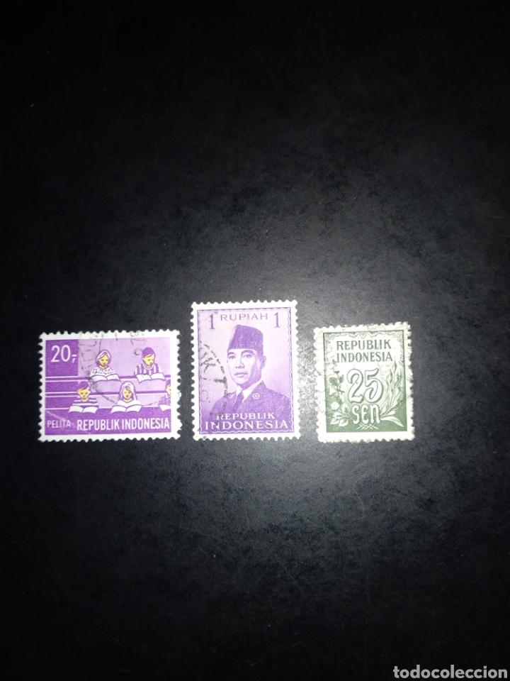 SELLOS DE INDONESIA (Sellos - Extranjero - Asia - Indonesia)