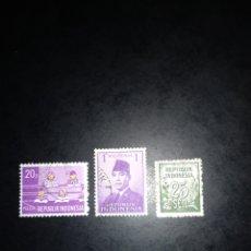 Sellos: SELLOS DE INDONESIA. Lote 290037583