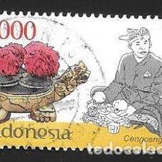 Selos: INDONESIA. Lote 290534598