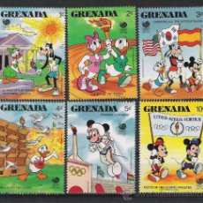 Sellos: SELLOS DE DISNEY DE GRENADA. Lote 25899167