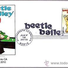 Sellos: COMICS - BEETLE BAILEY. Lote 22474011