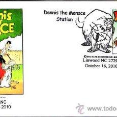 Sellos: COMICS - DENNIS THE MENACE - DANIEL EL TRAVIESO. Lote 22474098