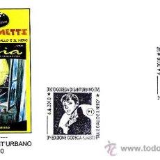 Sellos: COMICS - GODEGA FUMETTI 2010 - JULIA.. Lote 22487104