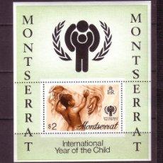 Sellos: MONTSERRAT HB 20*** - AÑO 1979 - AÑO INTERNACIONAL DEL NIÑO. Lote 28312715