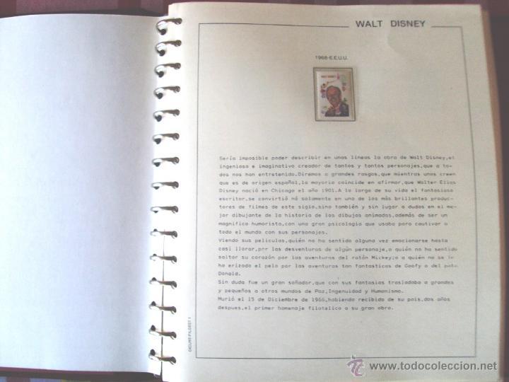 Sellos: Gran Coleccion Sellos tema Walt Disney Filagest diferentes paises mas 900 unidades - Foto 7 - 54237803