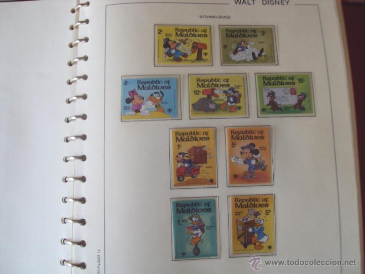 Sellos: Gran Coleccion Sellos tema Walt Disney Filagest diferentes paises mas 900 unidades - Foto 8 - 54237803