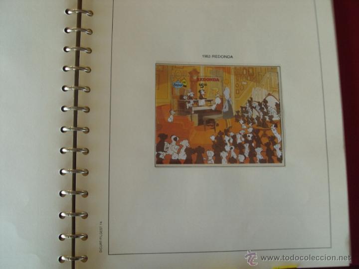 Sellos: Gran Coleccion Sellos tema Walt Disney Filagest diferentes paises mas 900 unidades - Foto 11 - 54237803