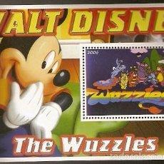Sellos: MALAWI ** & DISNEY WORLD, MICKEY MOUSE 2006 (4) . Lote 58539270