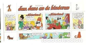 HOLANDA ** & PARA LOS NIÑOS, CÓMICS 1998 (57) (Sellos - Temáticas - Infantil)
