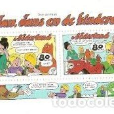 Sellos: HOLANDA ** & PARA LOS NIÑOS, CÓMICS 1998 (57). Lote 91524885