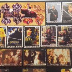 Sellos: LOTE HARRY POTTER. Lote 143735692