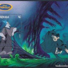 Sellos: SELLO GRENADA 1998 HERCULES DISNEY. Lote 145879318