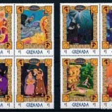 Sellos: SELLOS GRENADA 1997 HERCULES DISNEY. Lote 145879766