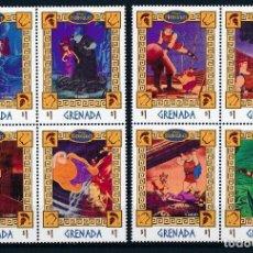 Sellos: SELLOS GRENADA 1997 HERCULES DISNEY. Lote 145879850