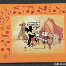 Sellos: DOMINICA 1979 ** MNH - INFANTIL MICKEY MOUSE -124. Lote 148654202