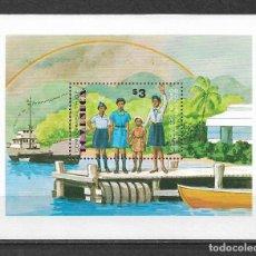 Sellos: DOMINICA 1979 ** MNH - 50 ANIVERSARIO DE LAS GUÍAS DOMINICANAS. -124. Lote 148654534