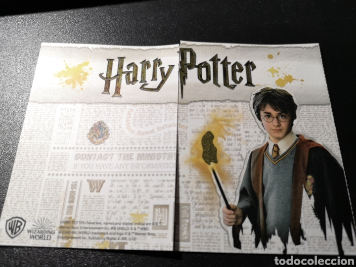 Sellos: SELLO HARRY POTTER - Foto 1 - 149717418