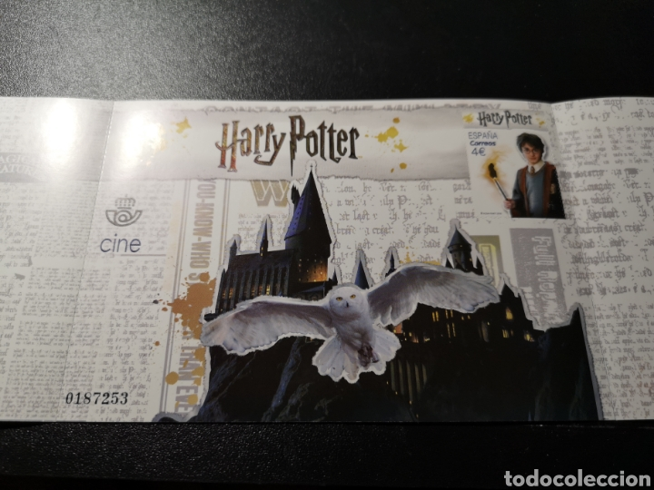 Sellos: SELLO HARRY POTTER - Foto 2 - 149717418