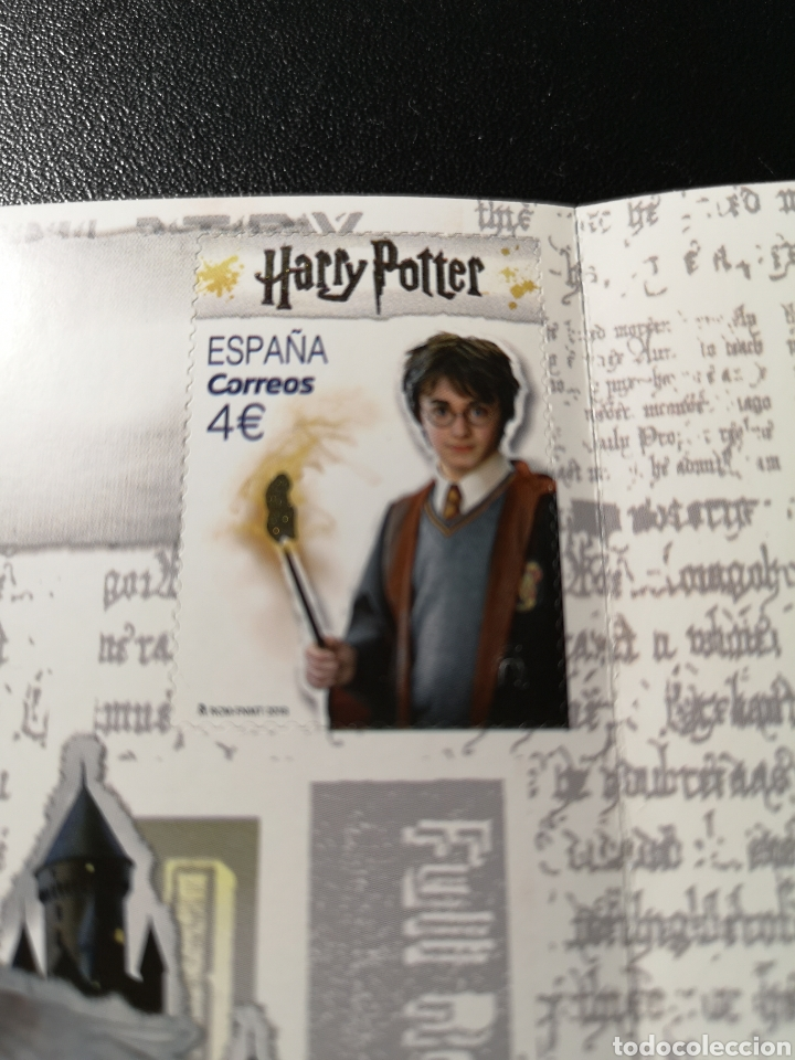 Sellos: SELLO HARRY POTTER - Foto 3 - 149717418